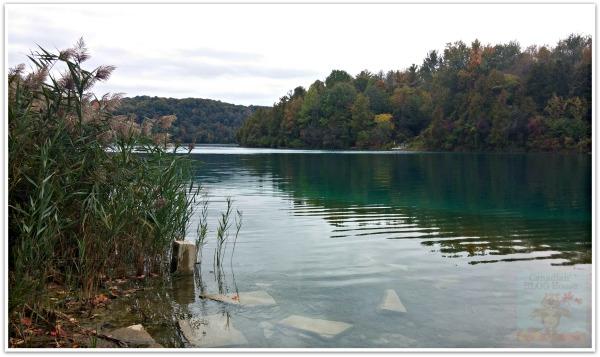 Meromictic Lake Green Lake Green Lake State Park