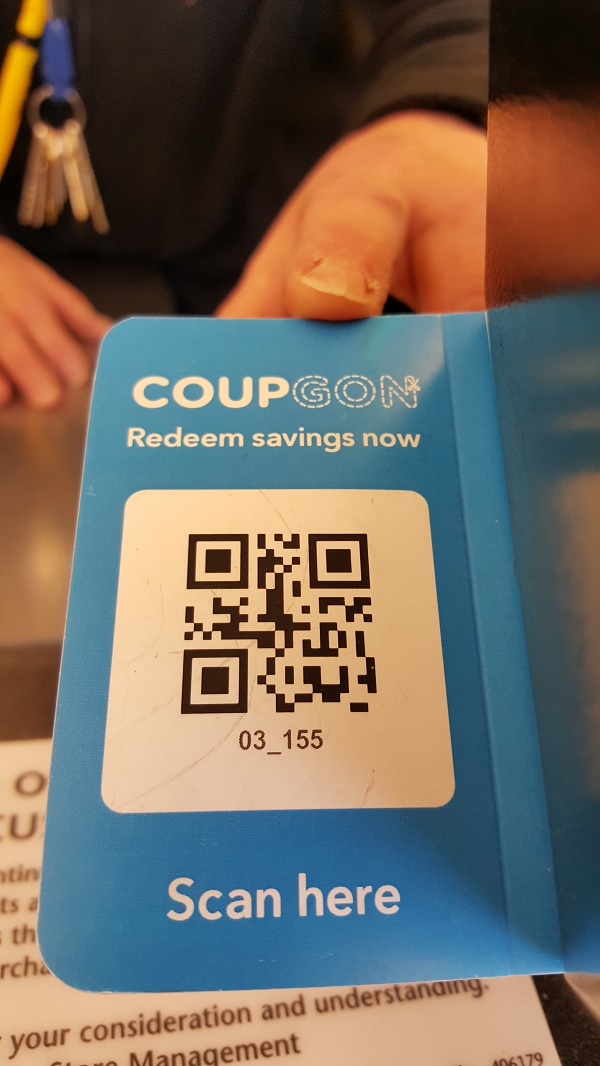 Coupons Be Gone! COUPGON Is Here! WIN 1 Of 5 $10 Coupgon Credits!