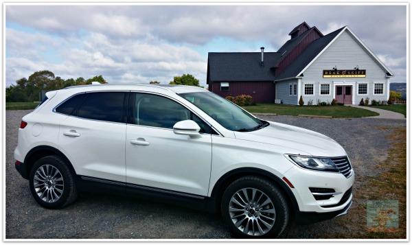 Road Tripping In Sporty Style And Luxurious Comfort In The 2016 Lincoln MKC