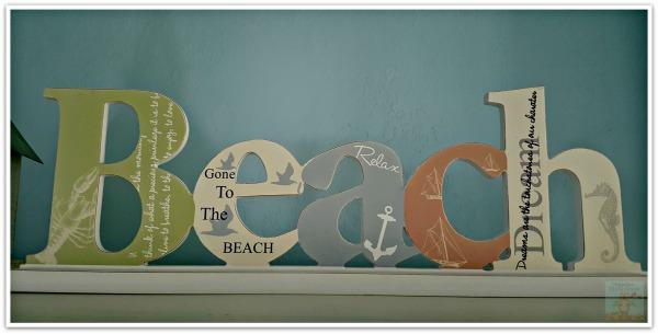 Kona Kai Beach Sign vacation spot