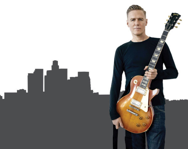 Love Bryan Adams? You Could Win A Night With Bryan In Los Angeles!
