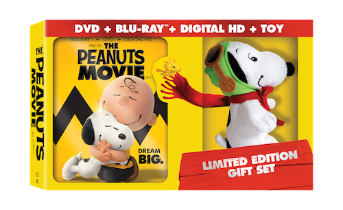 The Peanuts Movie - Limited Edition Gift Set