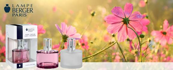 Spring Is In The Air At Lampe Berger!