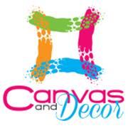 Canvas and Decor Logo