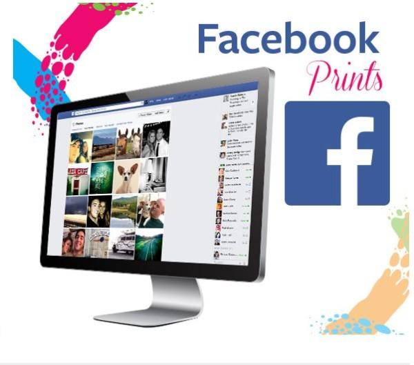 Canvas and Decor Facebook Prints