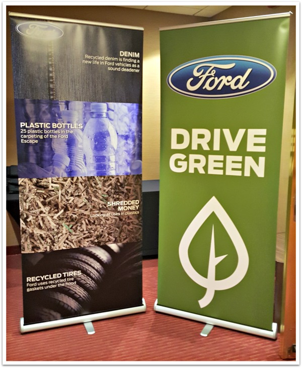 Ford Drive Green