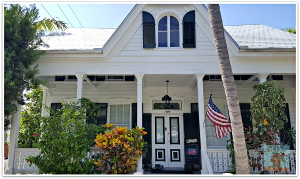 Key West Americana Home in Quaint and Quirky Key West