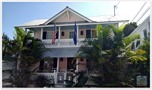 Key West House in Quaint and Quirky Key West