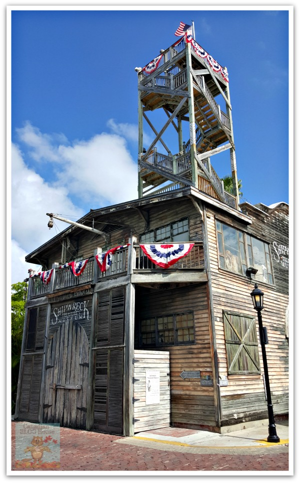 Key West Shipwreck Museum in Quaint and Quirky Key West