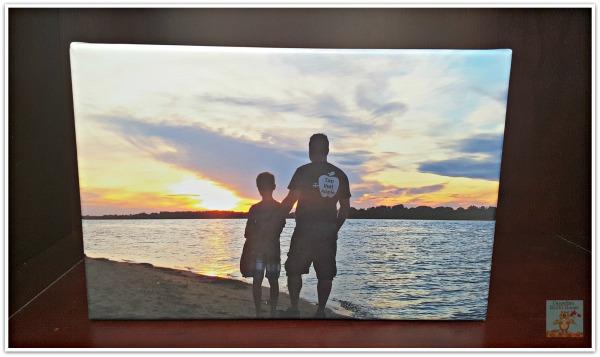 Ottawa River At Sunset