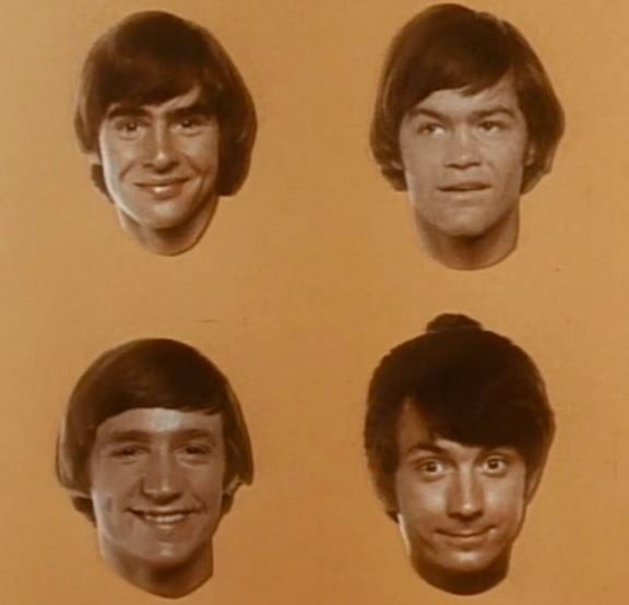 The Monkees band members