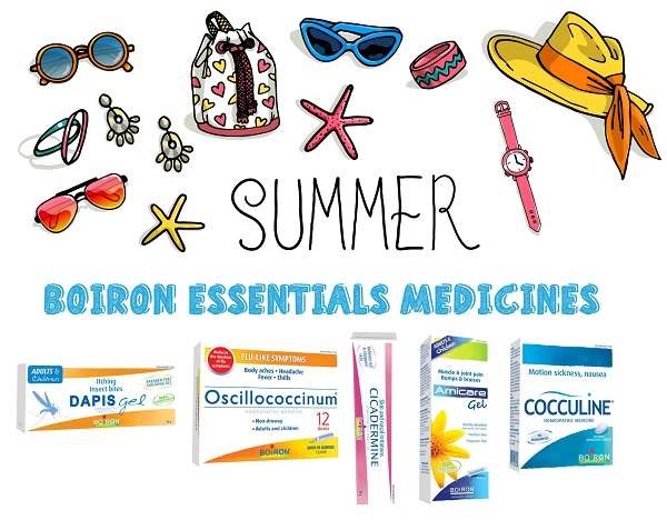 Boiron Summer Essentials
