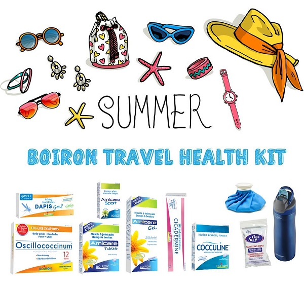 Boiron Summer Travel