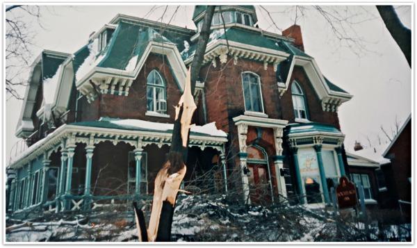 Ice Storm of 1998 - Hochelaga Inn Kingston Ontario