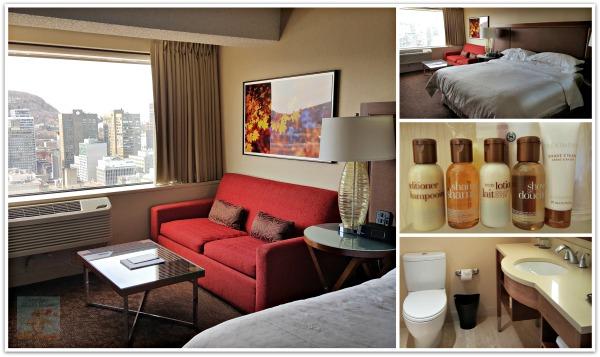Le Centre Sheraton Montreal Hotel Room