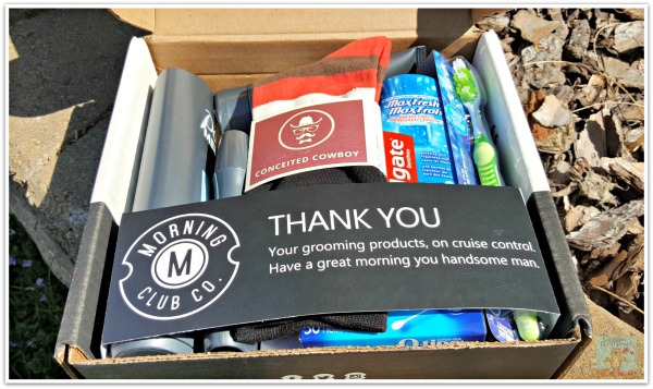 Morning Club Co. Subscription Box