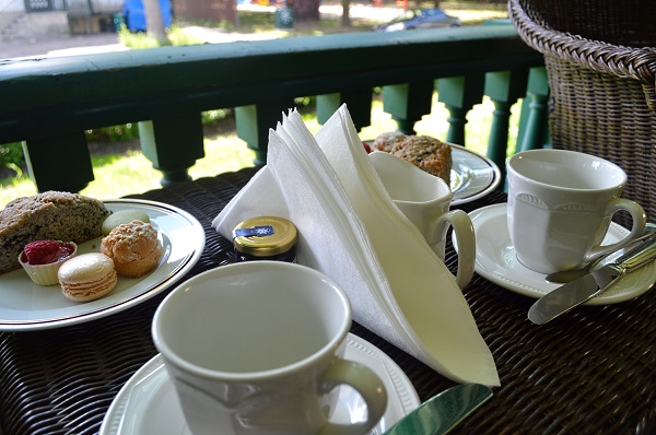 Tea at Laurier House National Historic Site