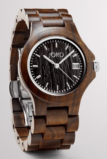 JORD Wooden Watch Ely Series