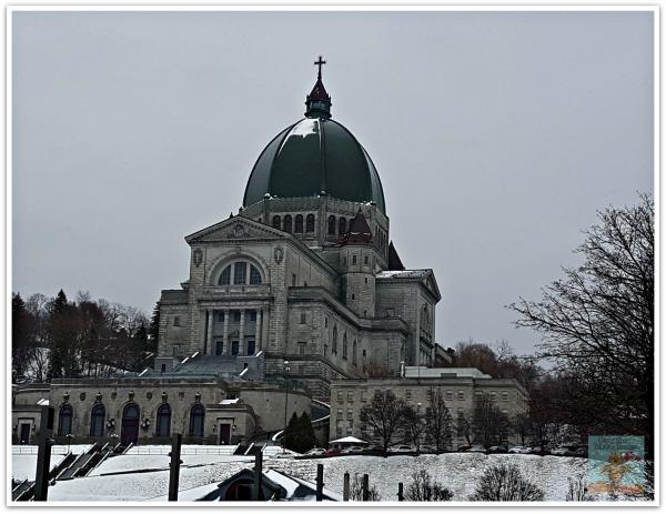 St Joseph Oratory Montreal Quebec