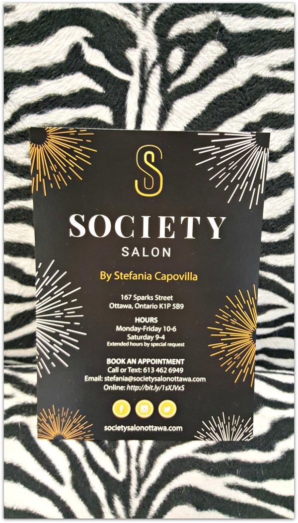 Society Salon Stefania Capovilla