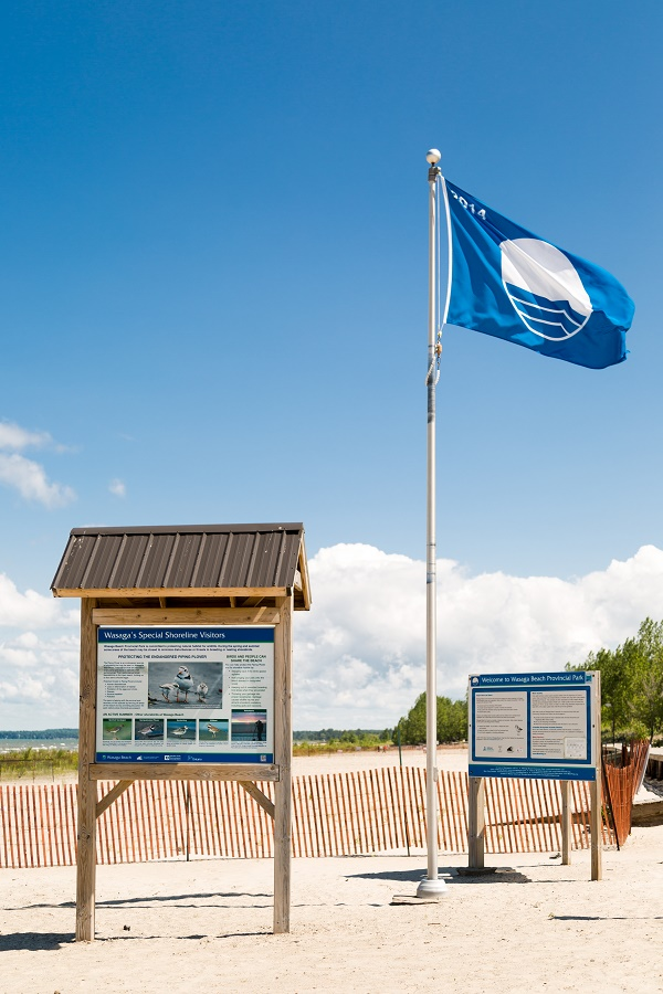 This Summer, Include Blue Flag In Your Family's Beach Plans