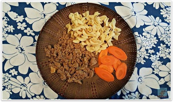 Healthy Meal Plan Hamburger Dinner