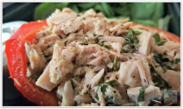 Healthy Meal Plan Tuna