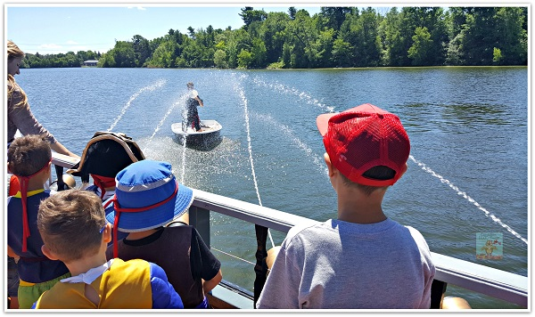 Pirate Adventures Water Cannons