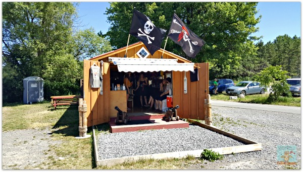 Pirate Adventures Office