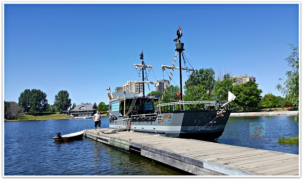 Pirate Adventures Ship Ottawa