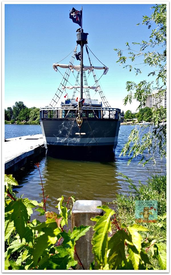 Pirate Adventures Ship