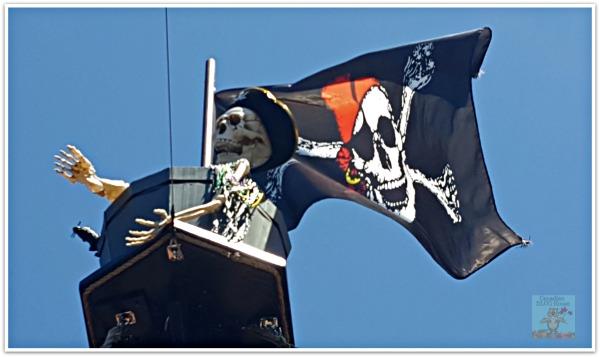 Pirate Adventures Pirate Ship Skeleton