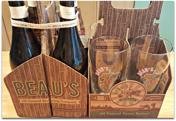 Beau's Lug-Tread Lagered Ale Ottawa's official beer