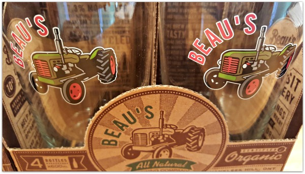Beau's Lug-Tread Beer Glasses