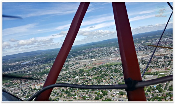 View From Ottawa Biplane Adventures Vintage Biplane
