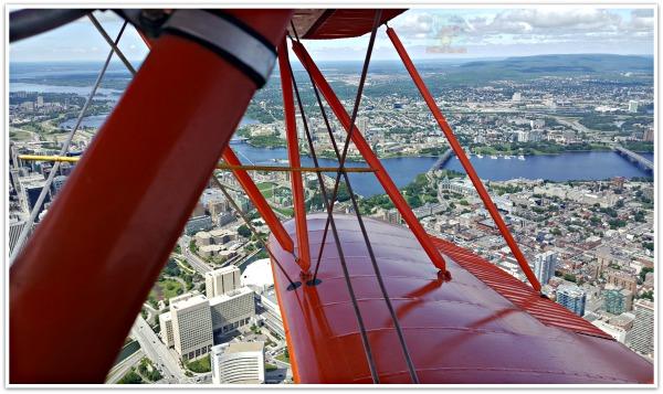 Ottawa Biplane Adventures