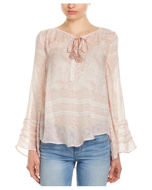 LYST Calypso Long Sleeve Shirt