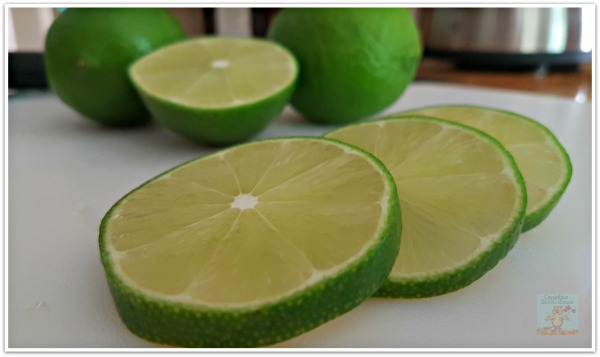 Marvelous Margaritas Fresh Limes