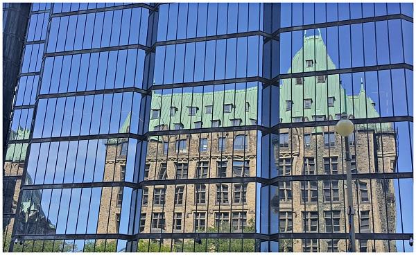 Downtown Ottawa Canada