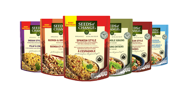 Seeds Of Change Products