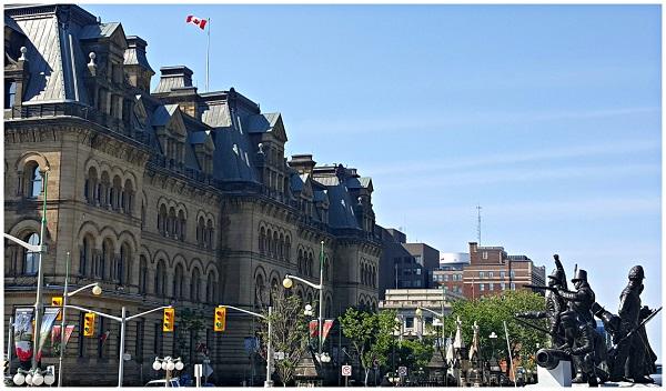 Wellington Street Ottawa
