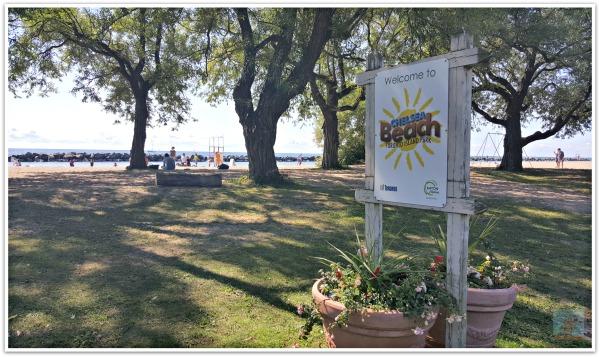 Chelsea Beach Toronto Islands