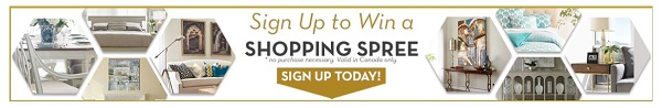 Furniture.ca Win A Shopping Spree