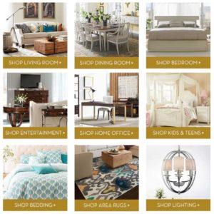 Furniture.ca furniture options