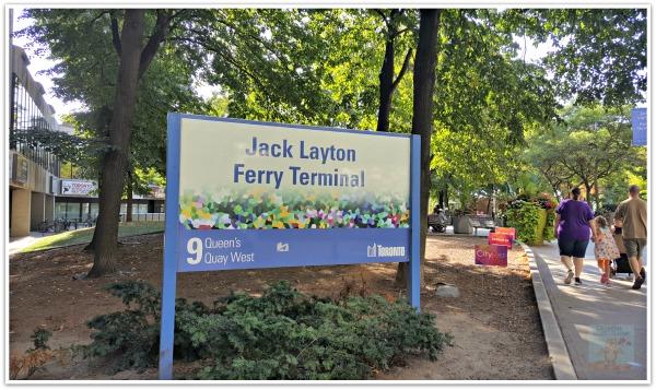 Jack Layton Ferry Terminal