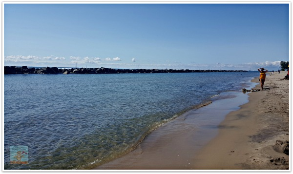 Toronto Islands Chelsea Beach