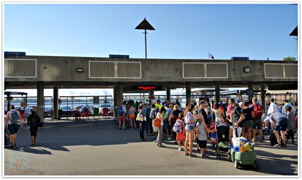 Toronto Island Ferry Jack Leyton Terminal