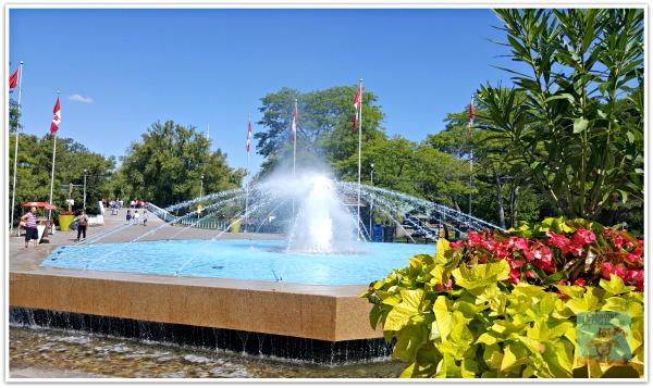 Toronto Islands Centre Island Gardens