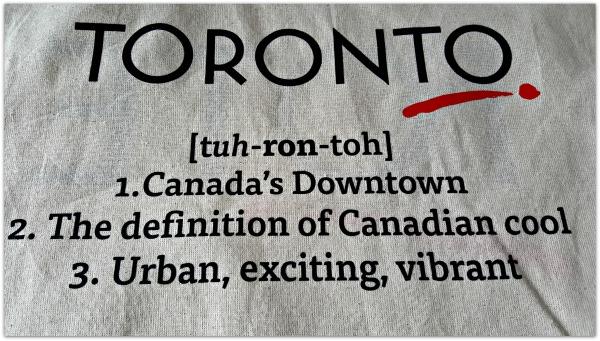 Toronto Tourism #SeeTorontoNow