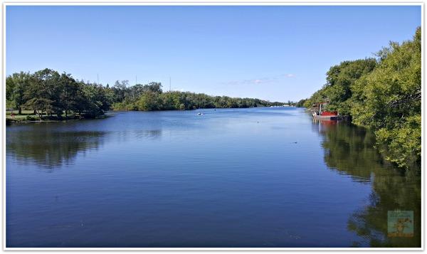 Waterway Centre Island Toronto Islands